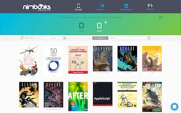 Nimbooks - Host all your digital reads in one place