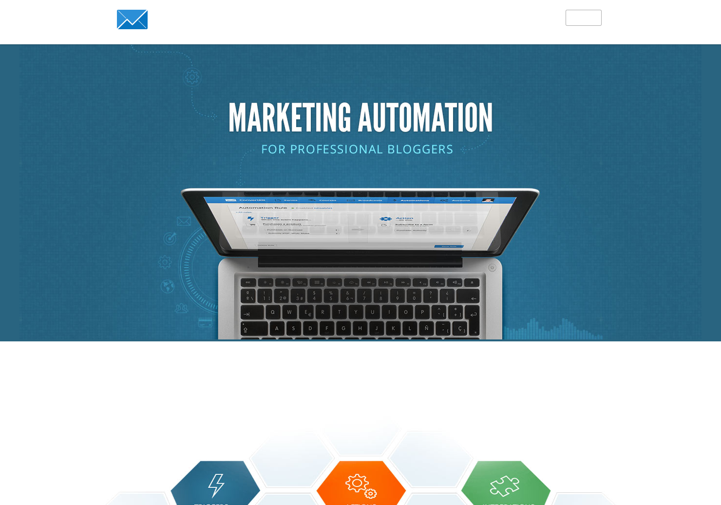 Marketing Automation - Smart drip emails that increase