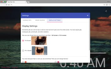 Aww New Tab - Bring back the fun to your Chrome Browser