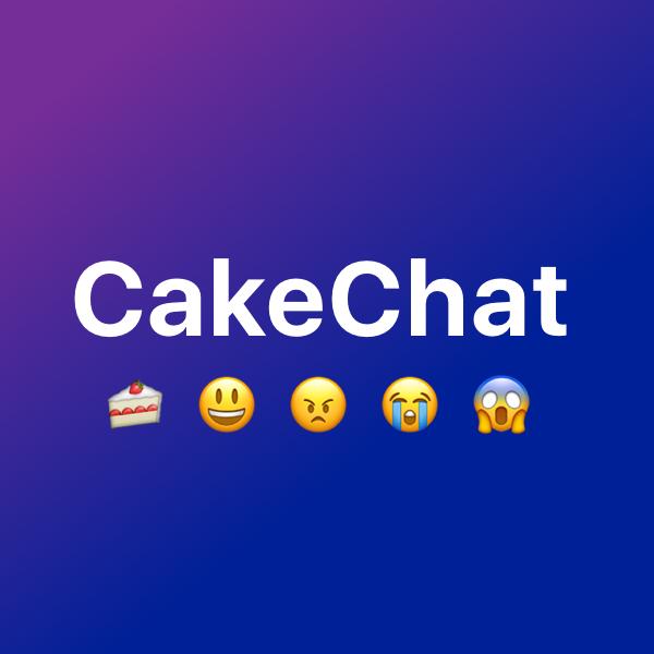CakeChat - Emotional generative dialog system | Product Hunt