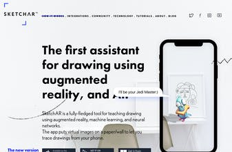 Sketch AR drawing 5 0 - The first assistant for learning to