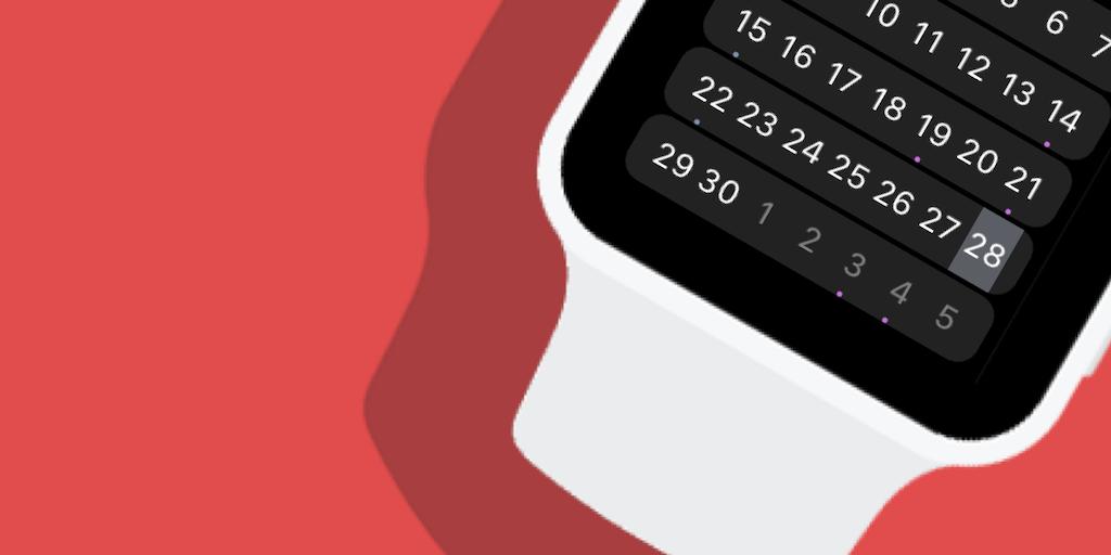 Just Calendar - A simple calendar, event apple watch app | Product Hunt
