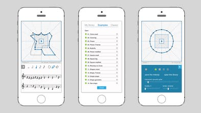 Melody Composer Squared - Visual control over music creation