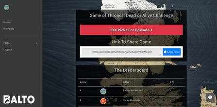 GoT Dead or Alive Challenge - Put your Game of Thrones knowledge to