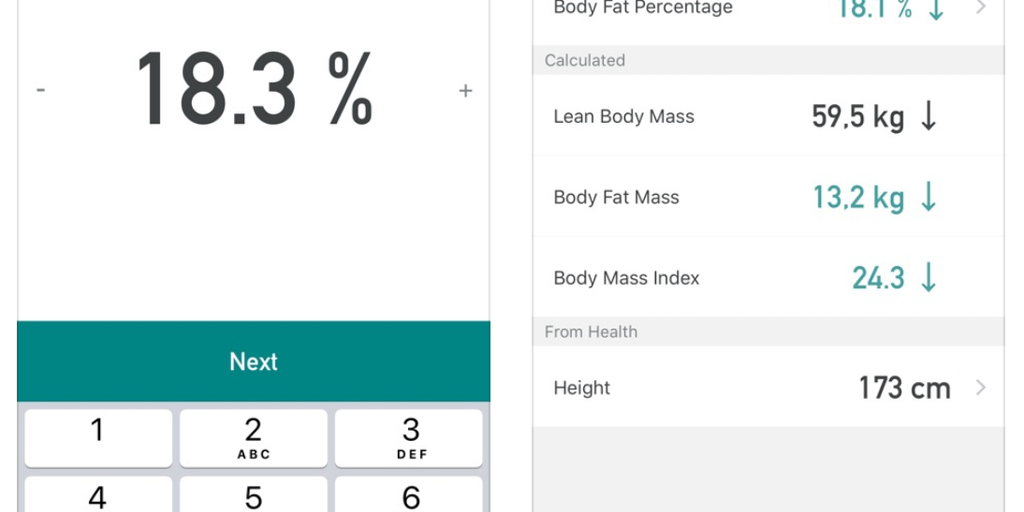 Weiqht: Quick Weight - Track your weight and body fat | Product Hunt