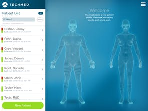 3DsizeME Body Scanner App - Best app to scan the human body with the