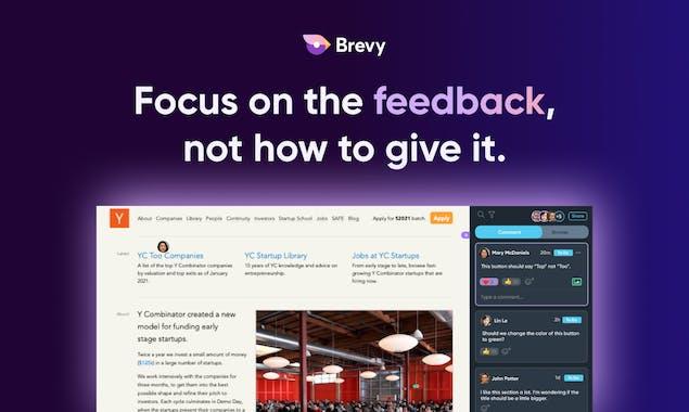 Brevy Beta Gallery Image 1