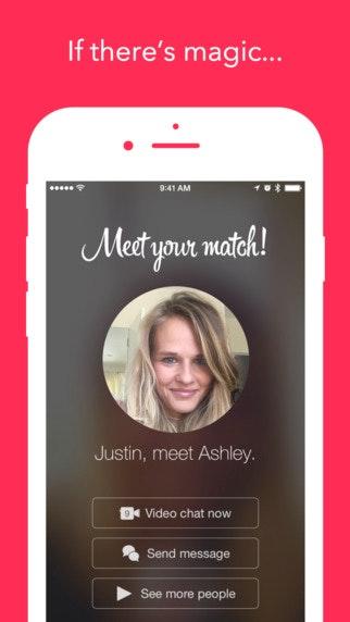 Flutter dating app