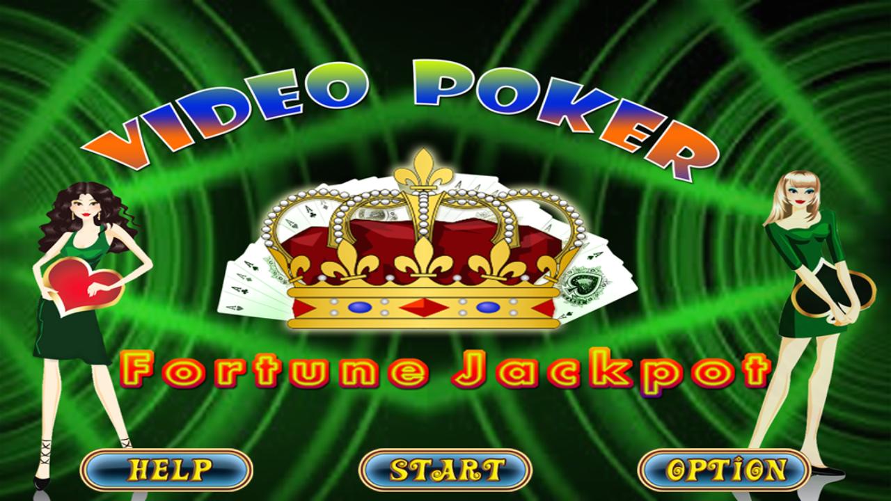 Jackpot Video Poker Vegas