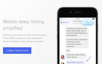 HOKO - Mobile deep linking, simplified | Product Hunt