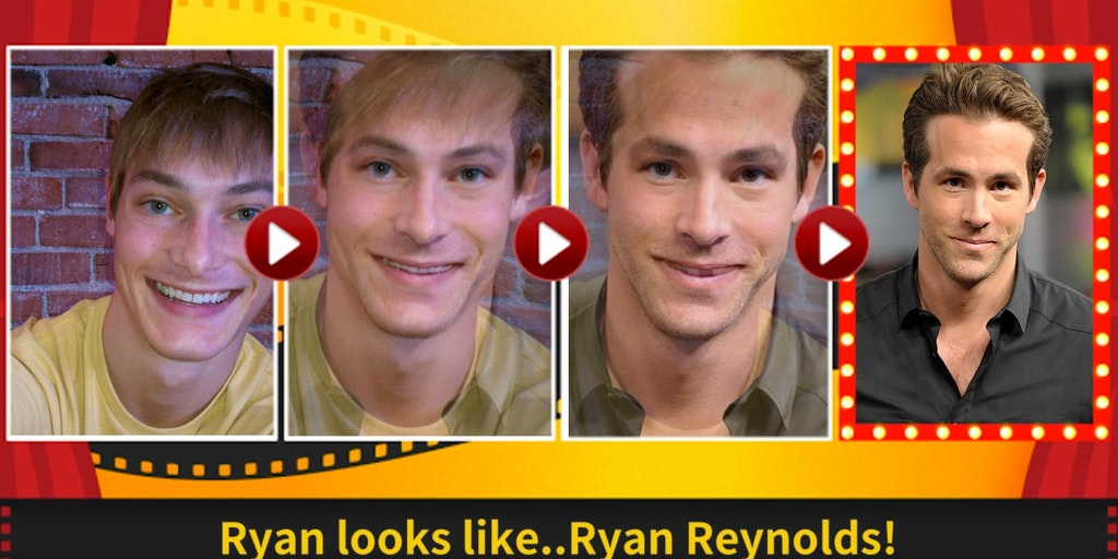 what celebrity do i look like photo