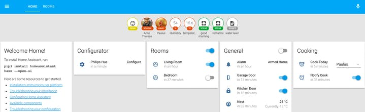 Home Assistant - Open source home automation tools | Product