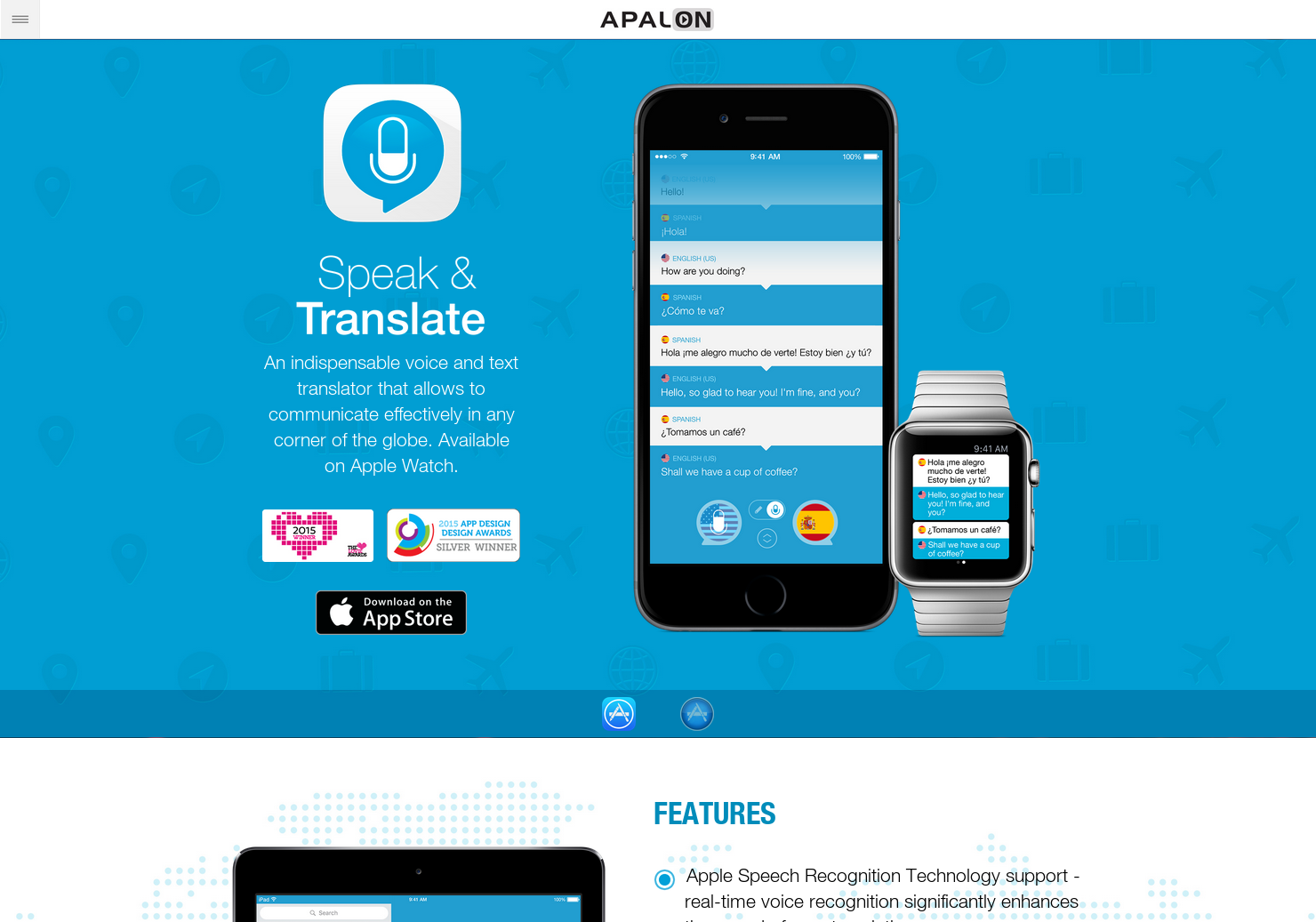 Speak & Translate - Instant Voice & Text Translator with