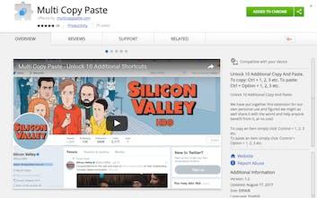 Multi Copy Paste - Unlock 10 additional copy and paste