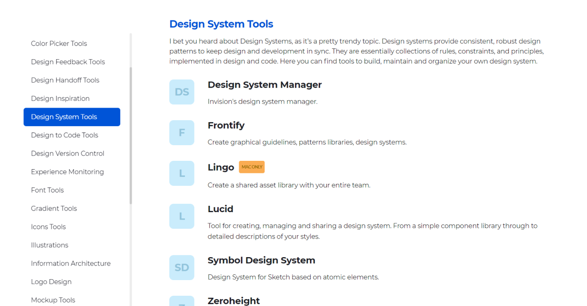 Best open source web page design software