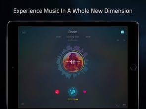 Boom for iOS - A music player for your iPhone with magical 3D sound