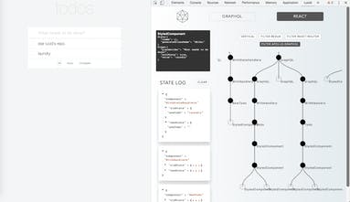 LUCID - Visualize GraphQL dataflow, React components & state