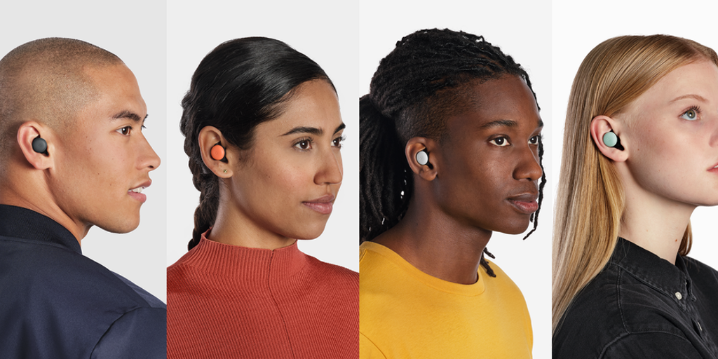 The New Google Pixel Buds - The new, smarter Pixel buds | Product Hunt