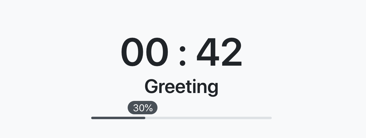 Timeblocks - Stay on top of your meetings with this agenda timer