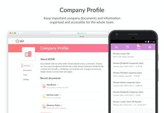 Air - Smart HR platform for small & medium sized businesses