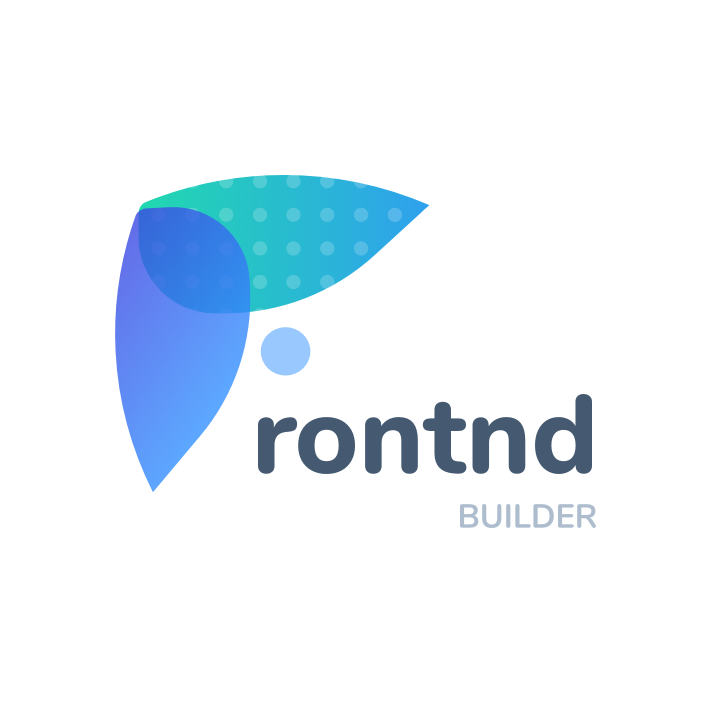Frontnd.io Builder and Marketplace