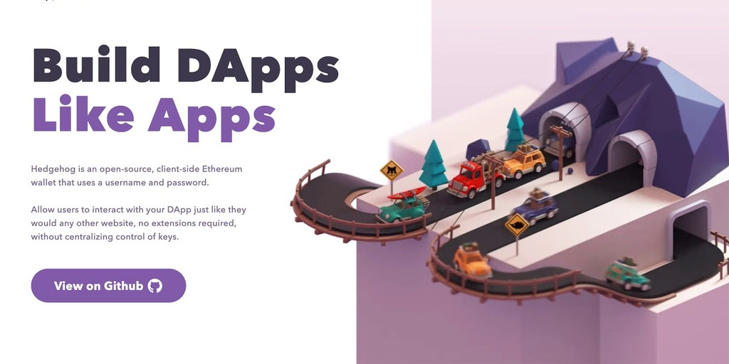Hedgehog - Build DApps like apps - no extensions required 🦔 | Product Hunt