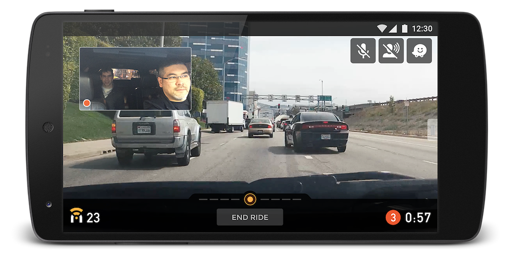 Nexar - Turn your iPhone/Android into a community-based AI dashcam