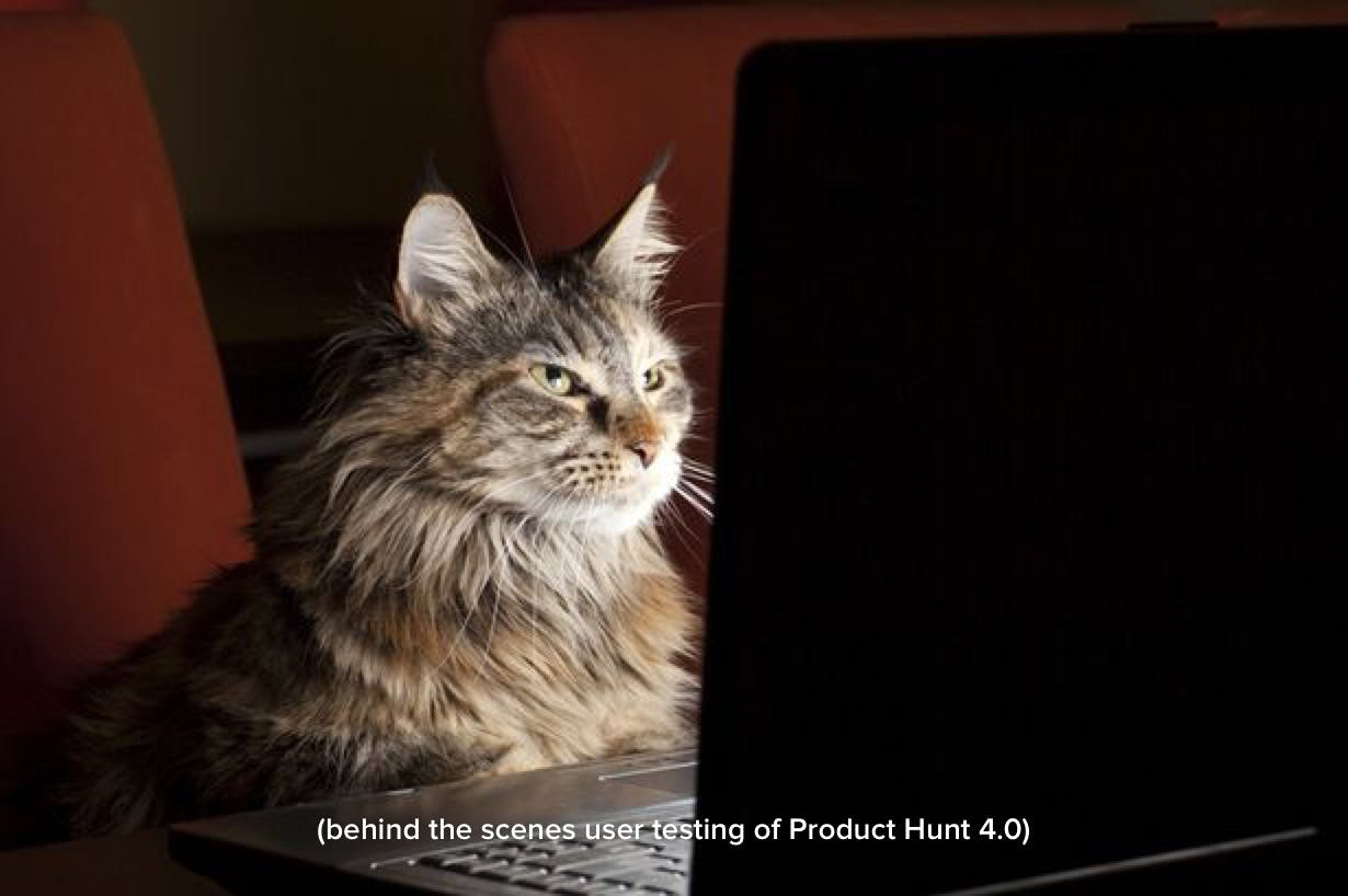 Explore Product Hunt 4.0