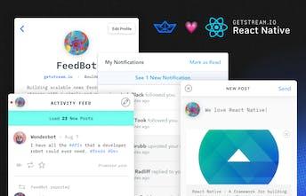 Activity Feed UI Kit React Native - Add activity feeds to