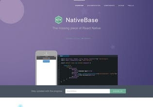 NativeBase - Experience the awesomeness of React Native