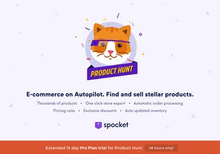 Spocket Dropshipping for Shopify - E-commerce automated Find