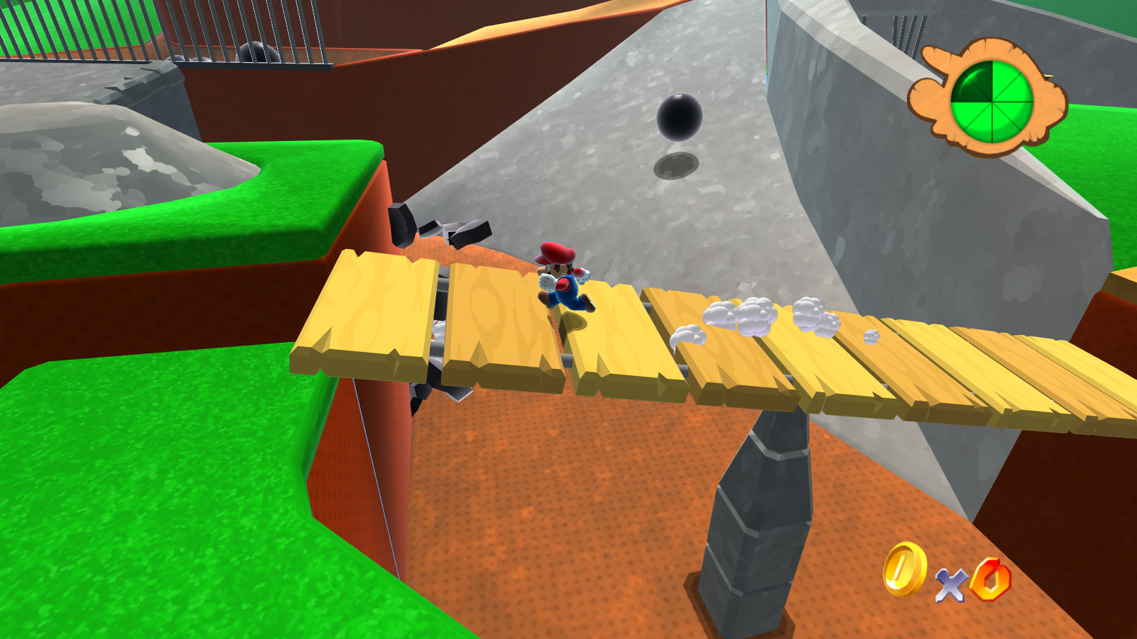 Super Mario 64 HD - The classic N64 game, revamped in HD for Mac