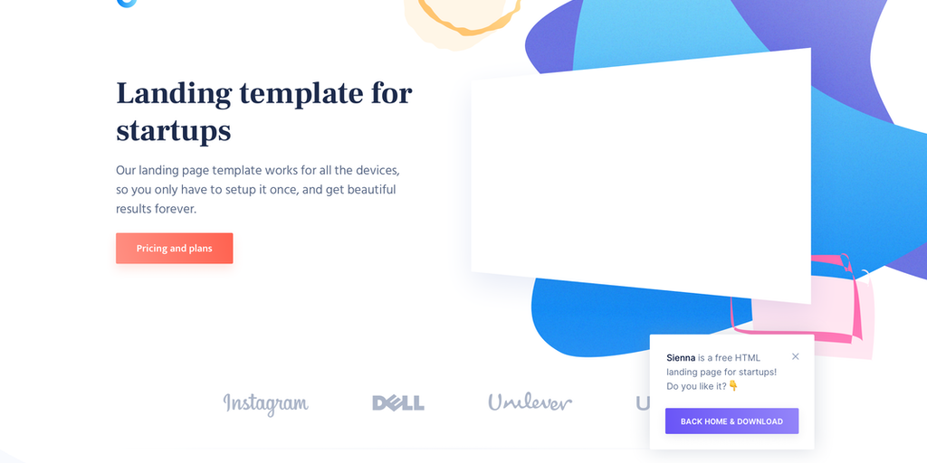 Cruip - Free and premium landing page templates for startups | Product Hunt