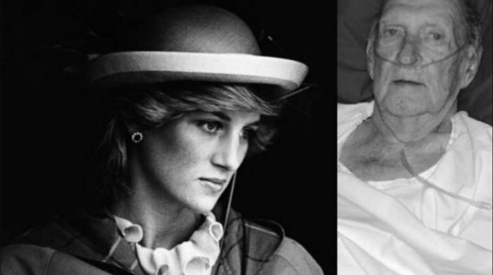 """MI5 Agent Confesses On His Deathbed- """" I Killed Princess Diana Because She Knew Secrets Of Royalty( VIDEO ) 