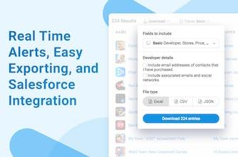 Appfigures Explorer - Market intelligence for mobile apps