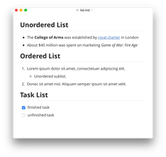 Typora - A truly minimal markdown editor   Product Hunt