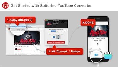 Softorino YouTube Converter - Download YouTube video & audio