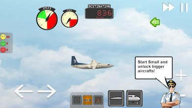 Transporter Flight Simulator - Learn how to be a