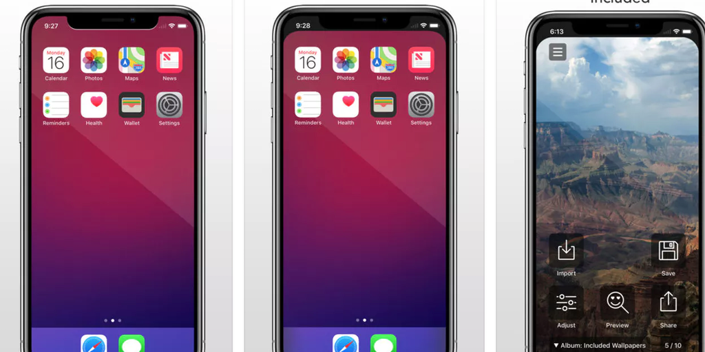 Notcho Create Wallpapers That Hide The Notch On Your New