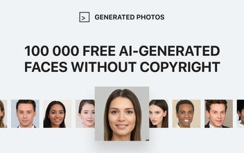 100,000 Faces - Free resource of 100k diverse faces