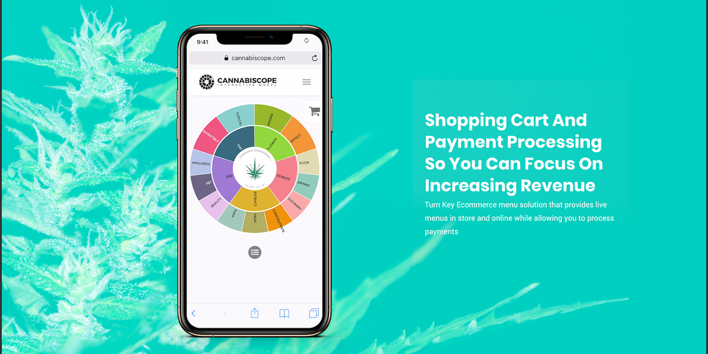Cannabiscope - The future of cannabis menus and e-commerce | Product Hunt