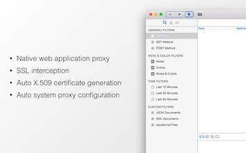 Proxy app - Web Interception Proxy For Mac OS X | Product Hunt