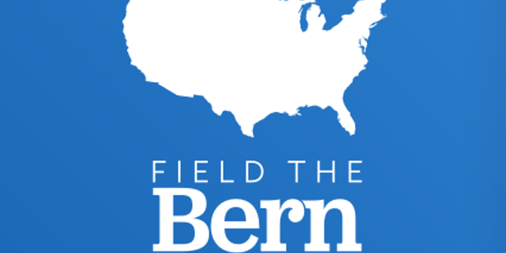 Field the Bern - Canvassing app built by volunteers, absorbed by
