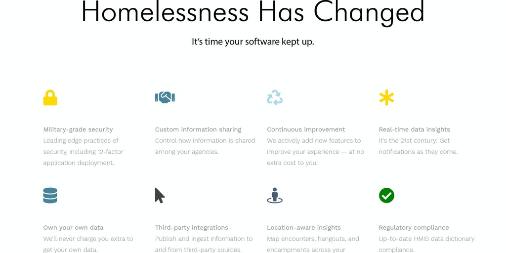 Outreach Grid - Homelessness communication and collaboration made simple   Product Hunt