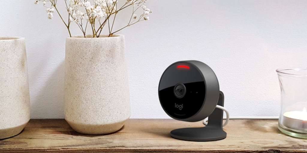 Logitech Circle View - A 180° HomeKit-enabled wired security camera | Product Hunt
