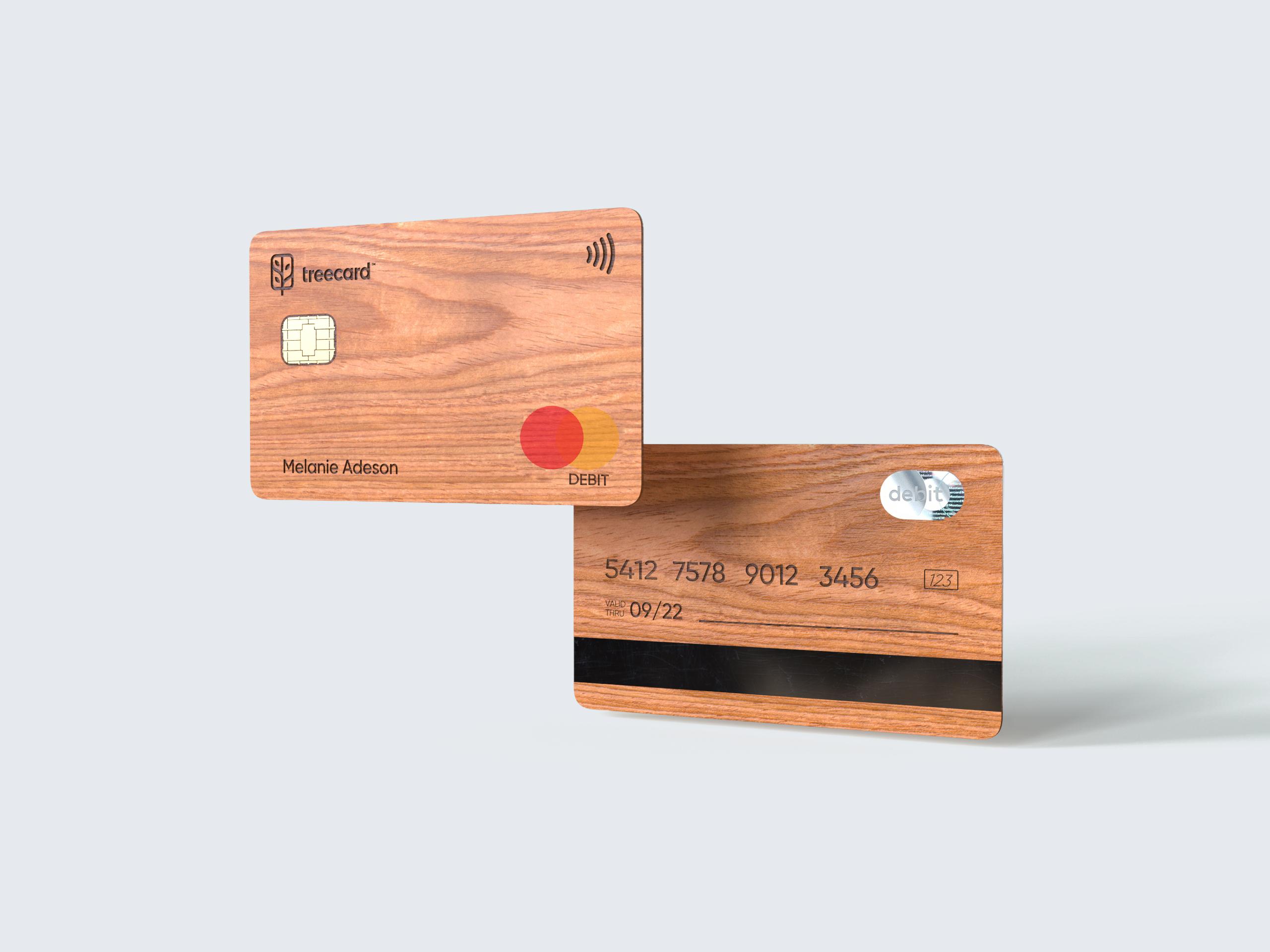 TreeCard Product Hunt Image