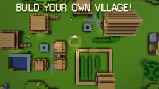 Block craft 3d city building simulator product hunt for Build your own house simulator