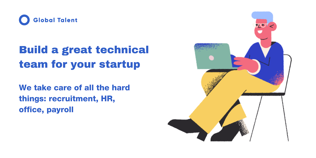 Global Talent - Make your remote tech team your competitive advantage | Product Hunt