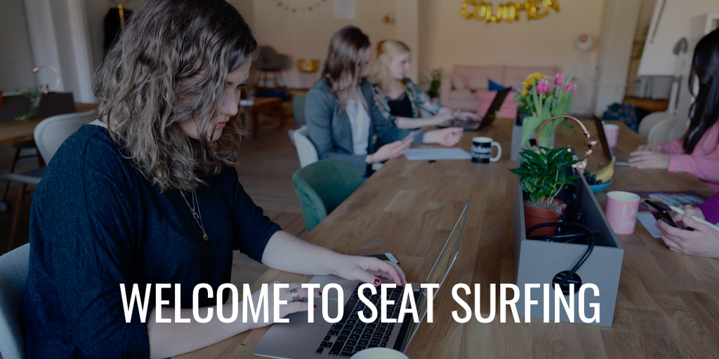 Seat Surfing - Nomadic community where you can find buddies to work with | Product Hunt
