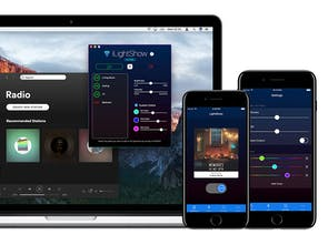 iLightShow iOS - Integrating Spotify + Philips Hue for an ultimate